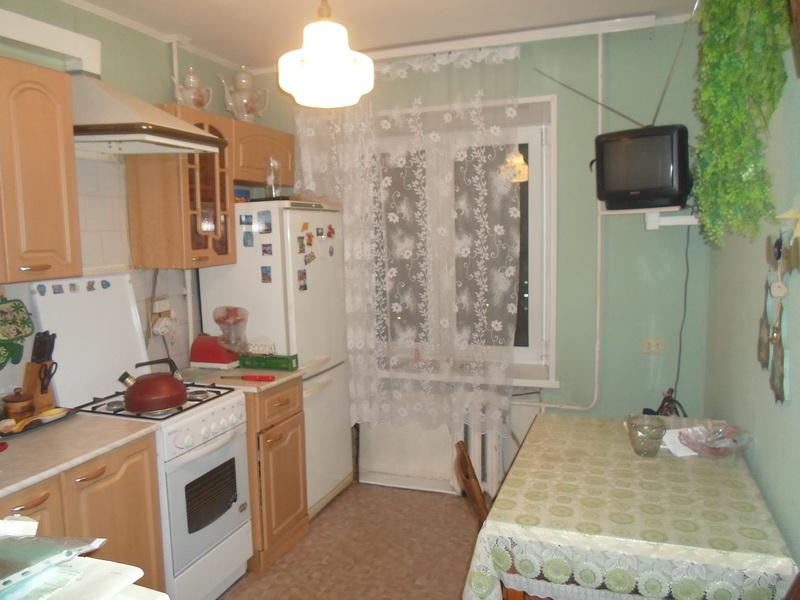 3-комнатная квартира , г.Красноармейск, мкрн. Северный д.28