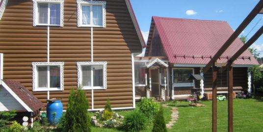 дом 108 кв.м на участке 6 соток, г. Красноармейск, СНТ «Лепешки»