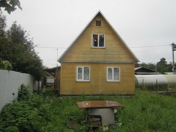 дом 73 кв.м., г. Красноармейск, СНТ «Воря-3»