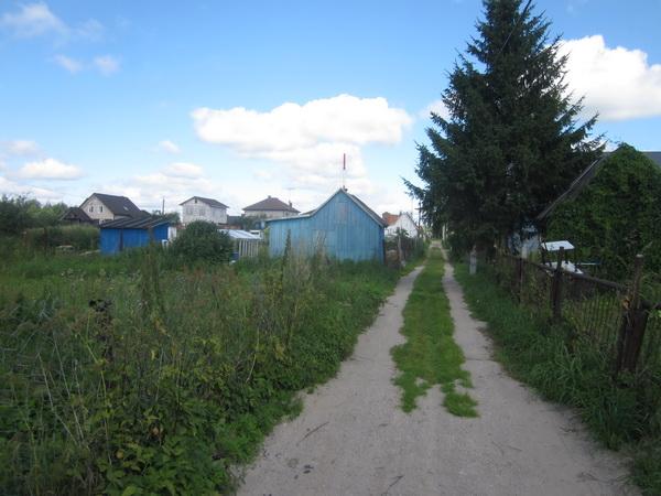 земельный участок 5,2 соток, г. Красноармейск, с. Барково, ул. Садовая