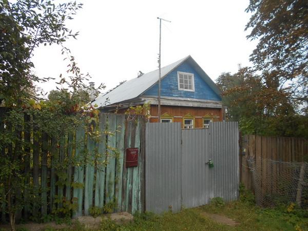 дом 49 кв.м., г. Красноармейск, ул. Гоголя, д.7 (Балсуниха)