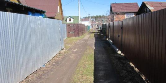 земельный участок 6 соток, г. Красноармейск, СНТ «Воря-3»