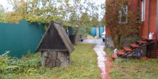дом 180 кв.м. на участке 9 с., г. Красноармейск, д. Шаблыкино