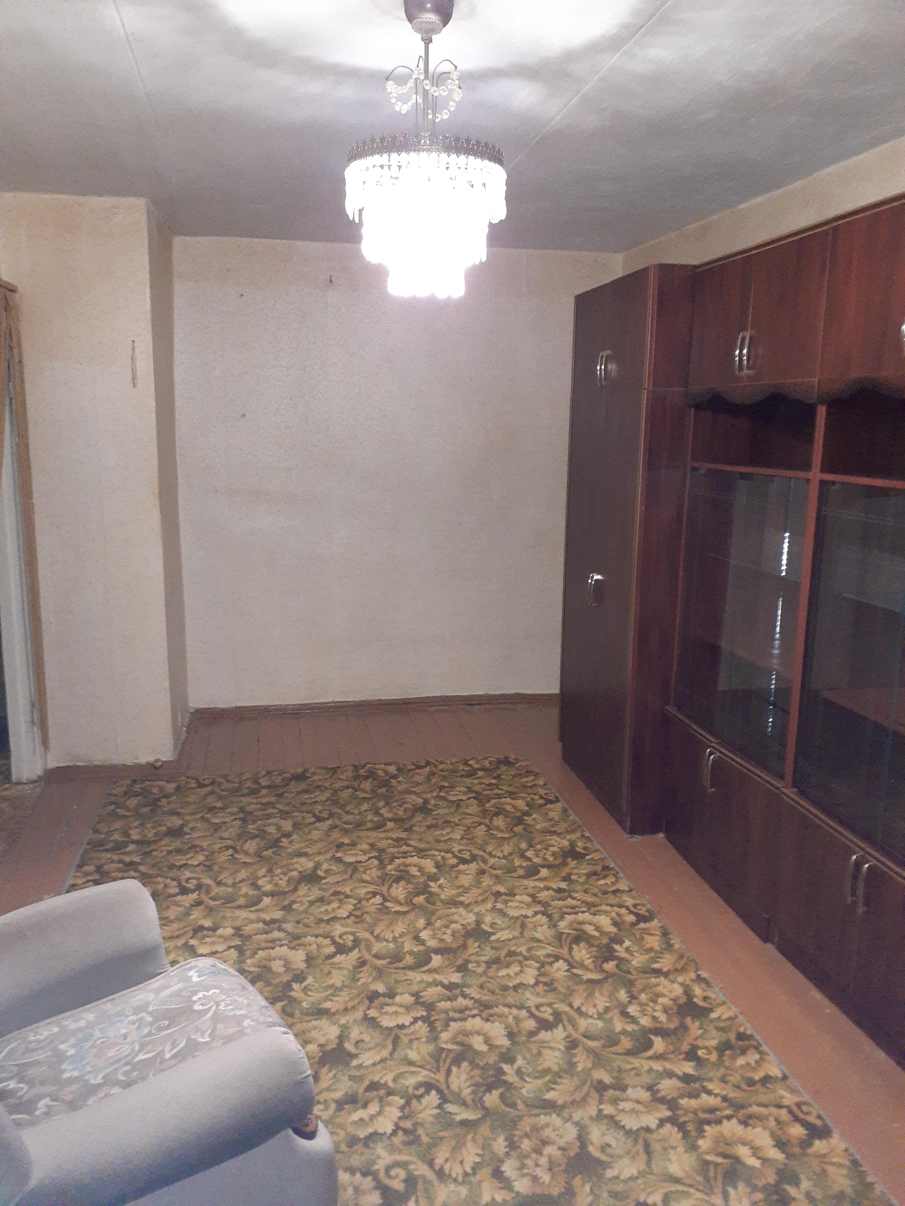 Подаётся 1-на комнатная квартира Пионерская д.3