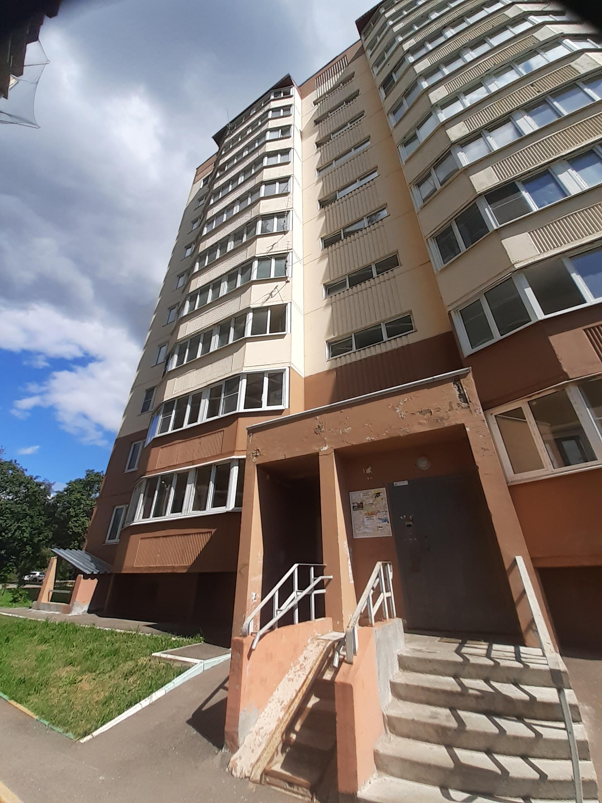 1-комнатная квартира, г. Красноармейск, ул. Новая Жизнь, дом 13