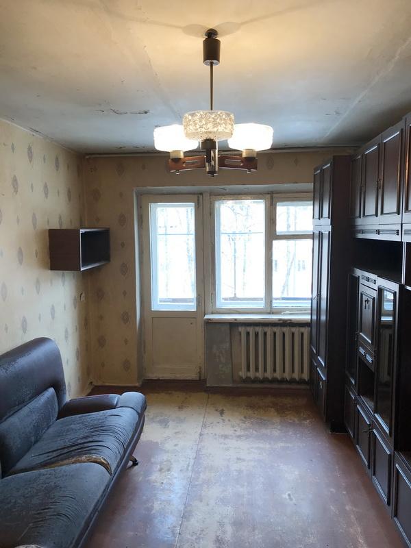 2-комнатная квартира, г. Красноармейск, ул. Строителей, д.7
